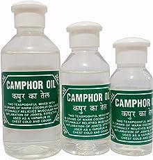 Sagar Nilgiri Products - Camphor Oil, 500 ml