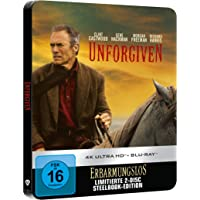 Erbarmungslos - Limited Steelbook (4K UHD + BD) [Blu-ray]