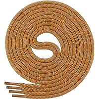 Di Ficchiano runde SCHNÜRSENKEL für Arbeitsschuhe und Trekkingschuhe - sehr reißfest - ca. 4,5 mm Durchmesser, 70 cm…