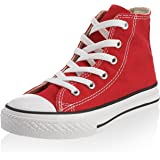 Converse Youths Chuck Taylor All Star Hi, Zapatillas Unisex Adulto