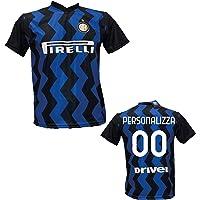 F.C. Inter Maglia Replica Ufficiale Personalizzabile Bambini Stagione 2020-2021