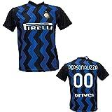 F.C. Inter Maglia Replica Ufficiale Personalizzabile Adulti Stagione 2020-2021