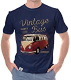 Herren T-Shirt - Vintage Bus - Since 1950