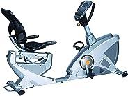 SKYLAND EM-1543 Recumbent Bike - Silver