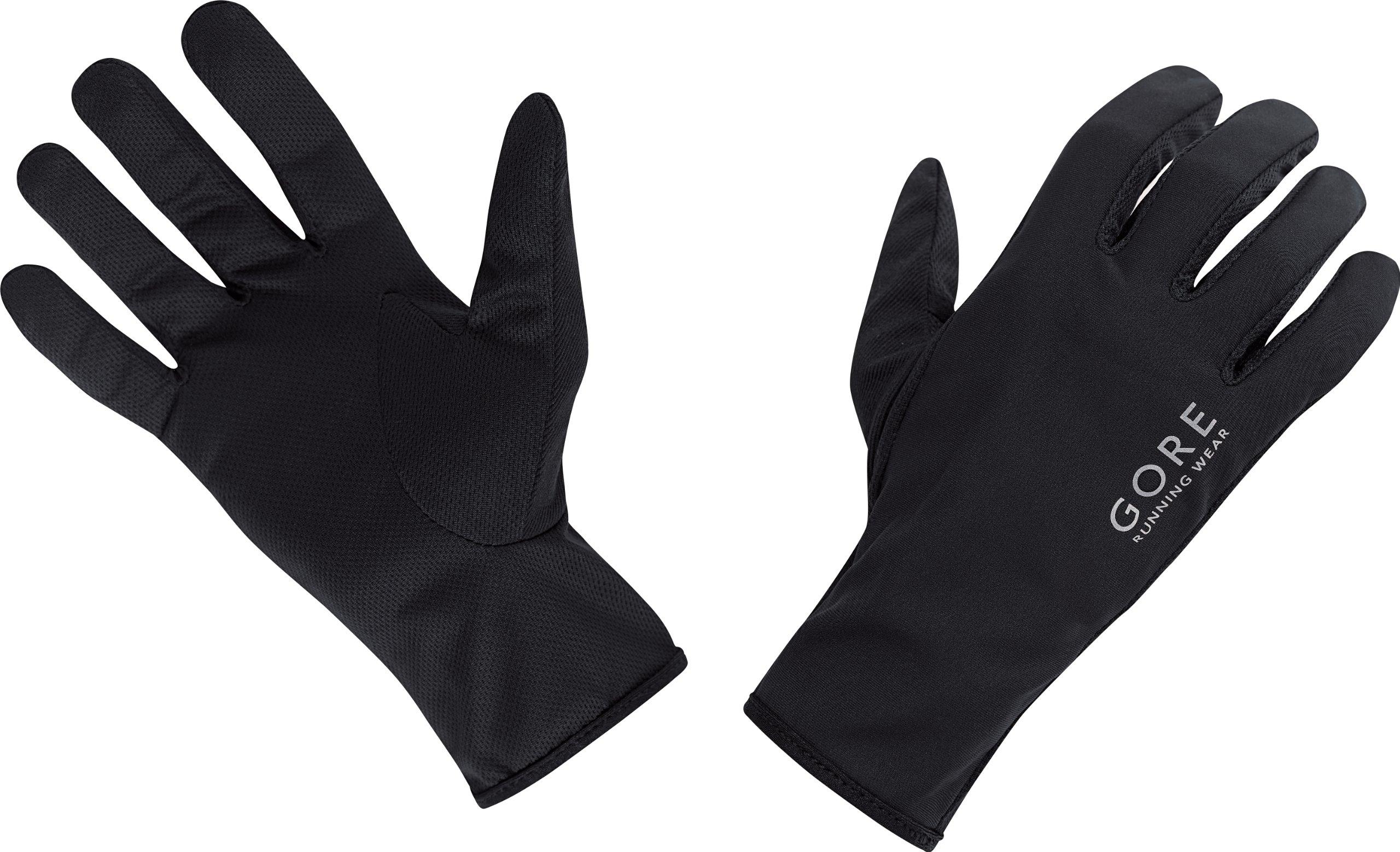 Gore Running Wear Guanti Air, Nero (black), 11