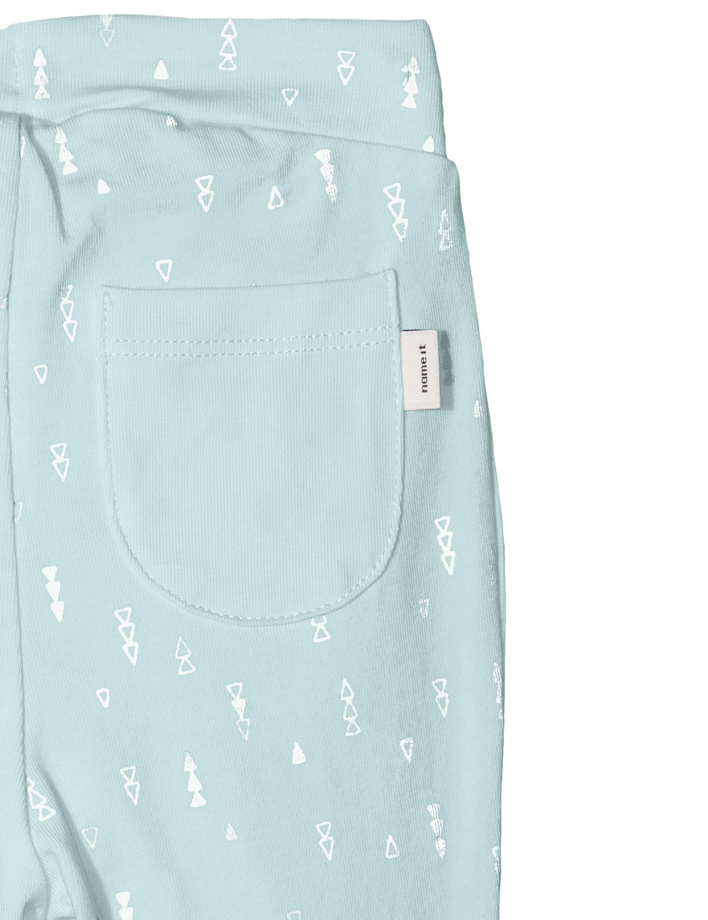 NAME IT Nbndelucious Pant Noos Pantalones para Bebés 4