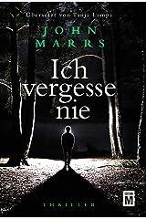Ich vergesse nie (German Edition) Kindle Edition