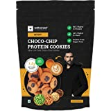 Ketofy - Choco-Chip Protein Cookies (200g) | Yummy and Nutritious Protein Cookies