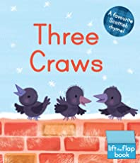 Three Craws: A Lift-the-Flap Scottish Rhyme (Wee Kelpies)