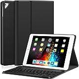 Earto Tastatur Hülle 9.7 kompatibel mit iPad 2018(6. Gen.), 2017 iPad (5. Gen.), iPad Pro 9.7, iPad Air2/iPad Air1…