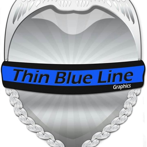 thin-blue-line-graphics