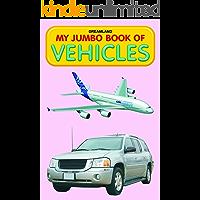 My Jumbo Book - VEHICLE