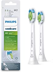 Philips Sonicare HX6062/10 Original Aufsteckbürste Optimal, Standard, weiß, 2er Pack