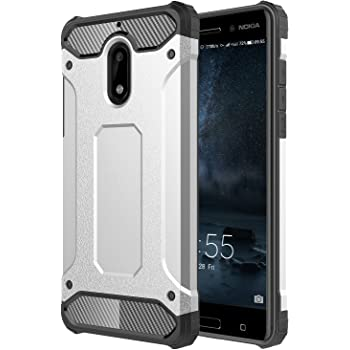 new concept 90535 fea0d For Nokia 5 Case - Heavy Duty Tough Rugged Shockproof Hybrid ...