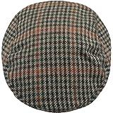 Socks Uwear Unisex Tweed Country Style Flat Cap Hat