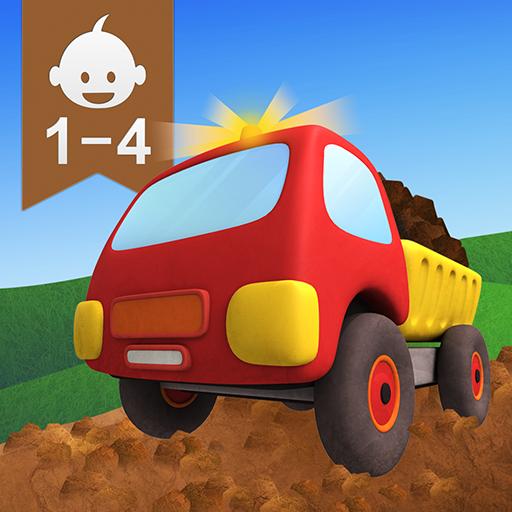Tony der Kipplaster und Baustellenfahrzeuge