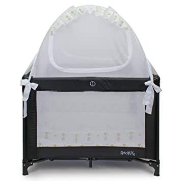 NEW Self Propping Cot Safety Net or Crib Tent for Travel Cot (95 x 65 White) Amazon.co.uk Baby  sc 1 st  Amazon UK & NEW Self Propping Cot Safety Net or Crib Tent for Travel Cot (95 x ...