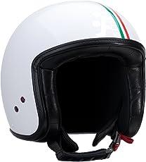 A-Style Jethelm, Weiß/Italian, XL