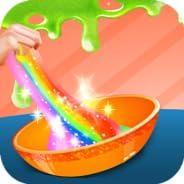 DIY Slime Maker Game