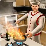 Jeu de cuisine réel 3D-Chef de cuisine virtuel...
