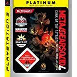 Metal Gear Solid 4: Guns of the Patriots Platinum [Edizione: Germania]