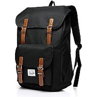 VASCHY Backpack for Men, Women Water Resistant Casual Lightweight School Work Outdoor Rucksack Fits 15.6 Inch Laptop…