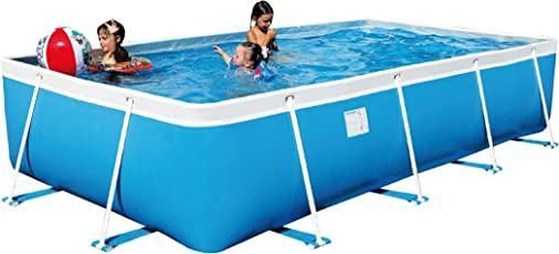 New Plast 0640K - Piscina Bahia 400 Top Kit