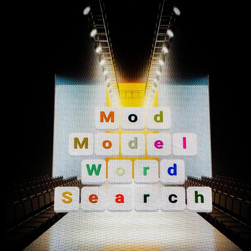 Mod Model Word Search