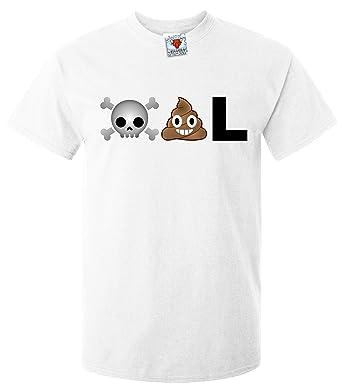 TSHIRT - Skull Poop L - Marvel - T-Shirt | TeePublic