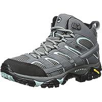 Merrell Women's Moab 2 Mid GTX High Rise Hiking Boots, us