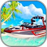 Beach Boat Racing e Taxi di Acqua Simulator 2017 3D