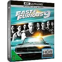 Fast & Furious 9 - Limited Steelbook (4K UHD + BD) [Blu-ray]