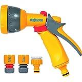 Hozelock 2347 0000 Multi Spray Watering Gun Starter Set, 205.0 mm*230.0 mm*260.0 mm