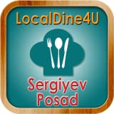 Restaurants in Sergiyev Posad, Russia!