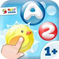 Baby Spiele - Lustige Seifenblasen (1+) (von Happy-Touch Kinderspiele und Apps für Kinder)