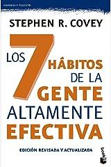Los 7 hábitos de la gente altamente efectiva Paperback