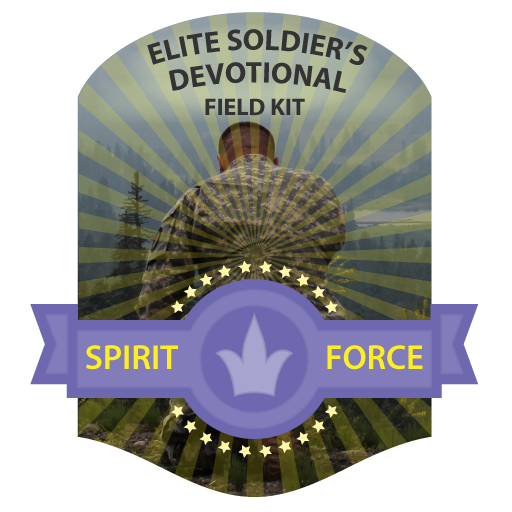 Service Manual-kit (Elite Soldier's Devotional Field Kit)