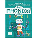 Just Phonics book for kids for 5 years (Education primary Phonics Programme Class 1st) and follow the letter and Sound Sequen