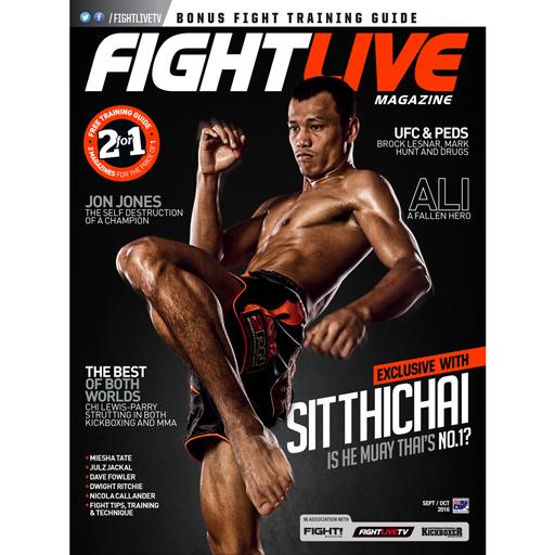 UFC Sports Apps
