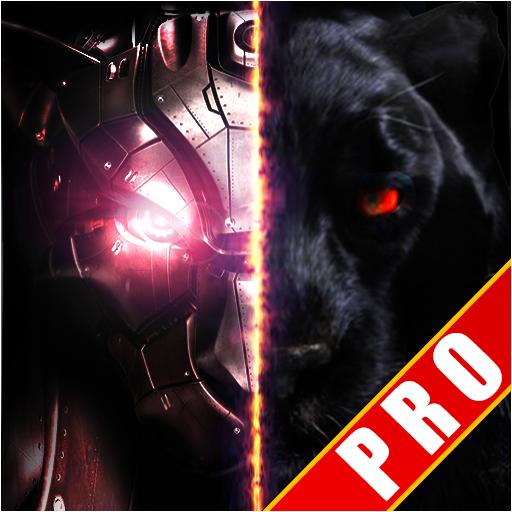 Panther Robot Transformation Crime City Battle - Pro (Transformation Transformers Bumblebee)