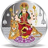 ACPL Precious Moments Goddess Durga MATA 999 Pure Silver Coin