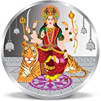 ACPL Precious Moments Goddess Durga MATA 999 Pure Silver Coin