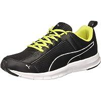 Puma Men's Skylark Idp Black-limepunch Running Shoes