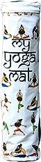 Eco Corner Indian Yogi Cotton Mat Bag with Adjustable Strap