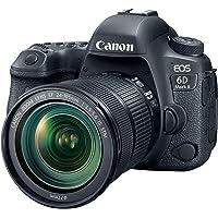 Canon EOS 6D Mark II SLR-Digitalkamera (26,2 Megapixel, 7,7 cm (3 Zoll) Display, DIGIC 7, mit WLAN/NFC/Bluetooth und GPS…