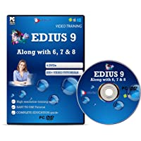 Learn EDIUS Pro 9 Educational DVD Along with EDIUS 6, 7 & 8 Tutorials for Professionals in 4 DVDs & 200 Tutorial videos