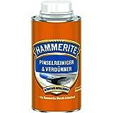 AKZO NOBEL 5087653 Hammerite kwastreiniger en verdunner 0,500 l