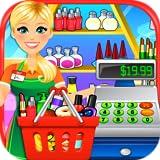 Supermarket Drugstore Simulator - Grocery Store, Quick Stop, Gas Station & Cash Register Games FREE