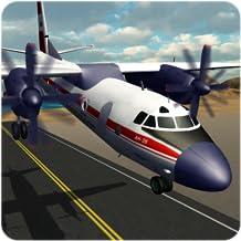 Avión Piloto Flight Simulator 3D