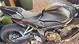 Carbon Look FATExpress CB650R CBR650R Accessori Moto Posteriore Passeggero passeggero Sedile Solo Copricapo Coperchio Carena Sezione coda per 19 20 Honda CB CBR 650 R 650R 2019 2020